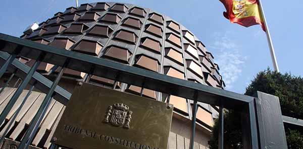 Sentencia Tribunal Constitucional tasas judiciales personas jurídicas