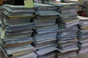 Procuradores y abogados temen el posible colapso de ciertos juzgados
