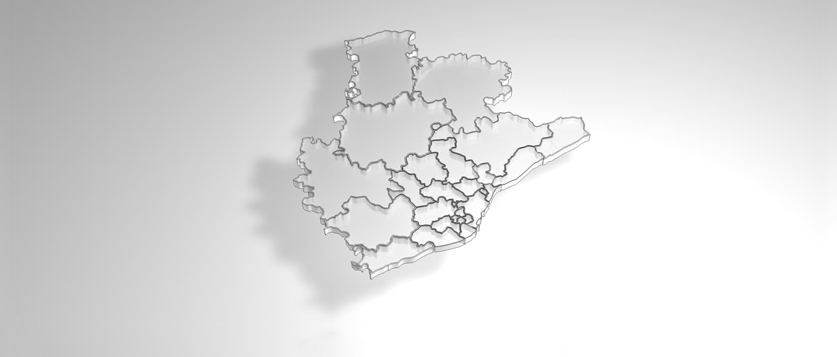 Imagen de cabecera para los partidos judiciales de la web de Pradera González Procuradores
